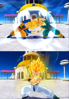 BT3 Gotenks Fusion