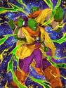 Dokkan Battle Evil Namekian Lord Slug (Giant Form) card (Base Form)
