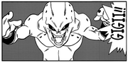 Kid Buu DB Super manga chapter 1