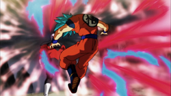 Limit break goku is rip