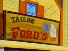 Negozio di Tailor Fords