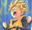 Super Saiyan Son Goten