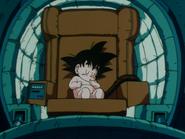 Goku de bebe