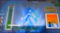 Goku transformandoce en DBH