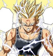 Trunks du Futur (Super Saiyan 2) (Manga)
