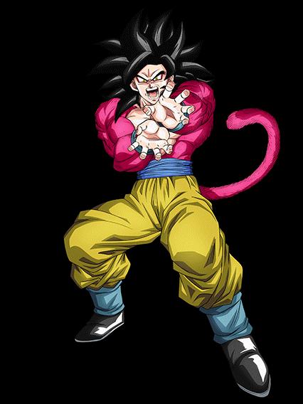 Super Saiyan 4 Dragon Ball Wiki Fandom Powered By Wikia