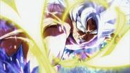 Goku blanco panchi