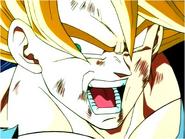 Goku mata a buu