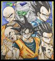 Masaki Sato - Z-Fighters without too much room left for Yamcha