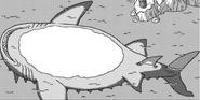 Monster Shark Dead