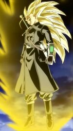 Trunks Xeno - Super Saiyajin 3 (SDBH4)