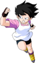 Videl infinite world render by maxiuchiha22-dbt9q0o