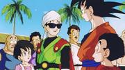 Videl meets Goku
