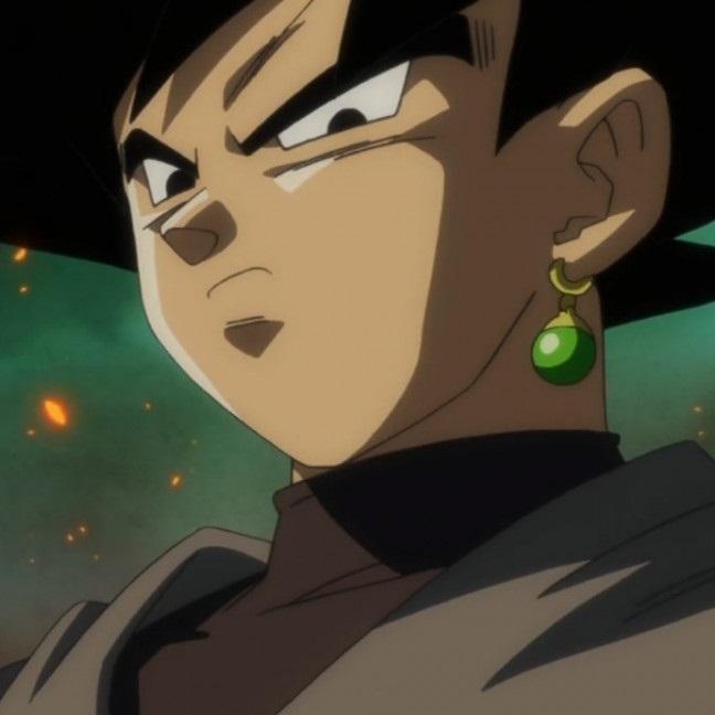 Black Goku E