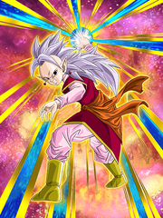 Dokkan Battle Holy Ambush West Supreme Kai card