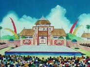 Edo dragon-ball budokai eager-ger crowd arena