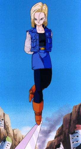 Future Android 18 | Dragon Ball Wiki | FANDOM powered by Wikia