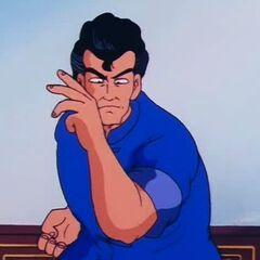 Chin Taiken, il maestro della Scuola Chin Star.