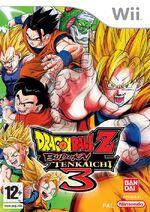 Dragon Ball Z Sparking wii