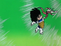 Frieza attacks gohan 5