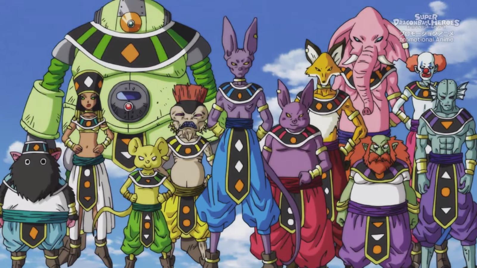 God Of Destruction Dragon Ball Wiki Fandom