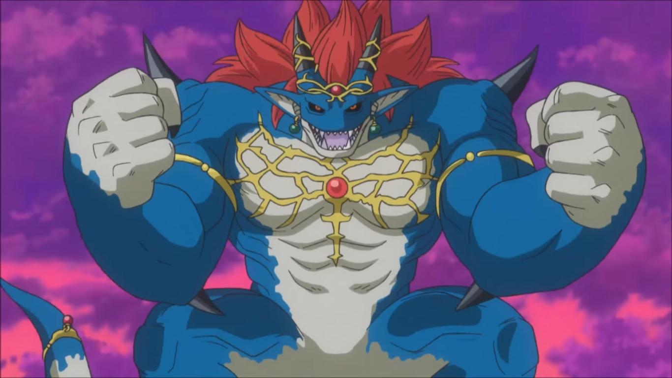 Giant Demon God Dragon Ball Wiki Fandom Powered By Wikia