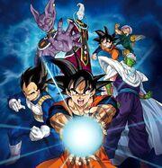 Dragon Ball Super (2015-2018)