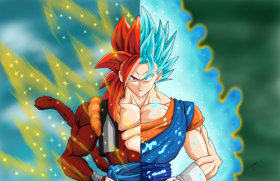 Ssj4 Gogeta Ssgss Vegito Time Machine Super Dragon Balls
