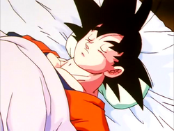 Son Goku del Futuro muerto