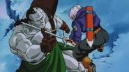 Ataque Espada Luminosa contrarrestado