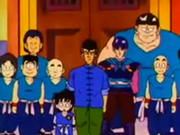 Chin y sus estudiantes