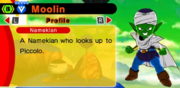 DB Fusions Namekian Demon King Moolin (Character Profile)