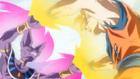Goku SSJ vs Bills