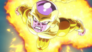 Golden Frieza aura