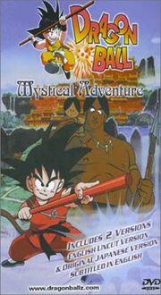 Mystical adventure