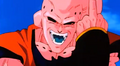 The Innards of Buu - Buu flips Vegito off