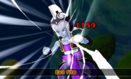 DB Fusions Demon Queen Mirayo Evil Fire (Special Move - Pic 1)