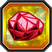 Dokkan Battle Treasure Items Blood Ruby Icon (Story Event Curse of the Blood Rubies - Stage 5 To the Land of Gurumes!)