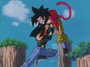 Goku vs Super C 17