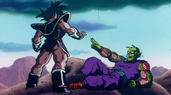 Piccolo vs Tullece