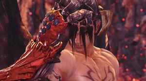 Tekken7 devil-jin