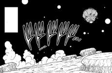 Zun manga DBS
