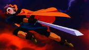 Ataque espada valiente 1