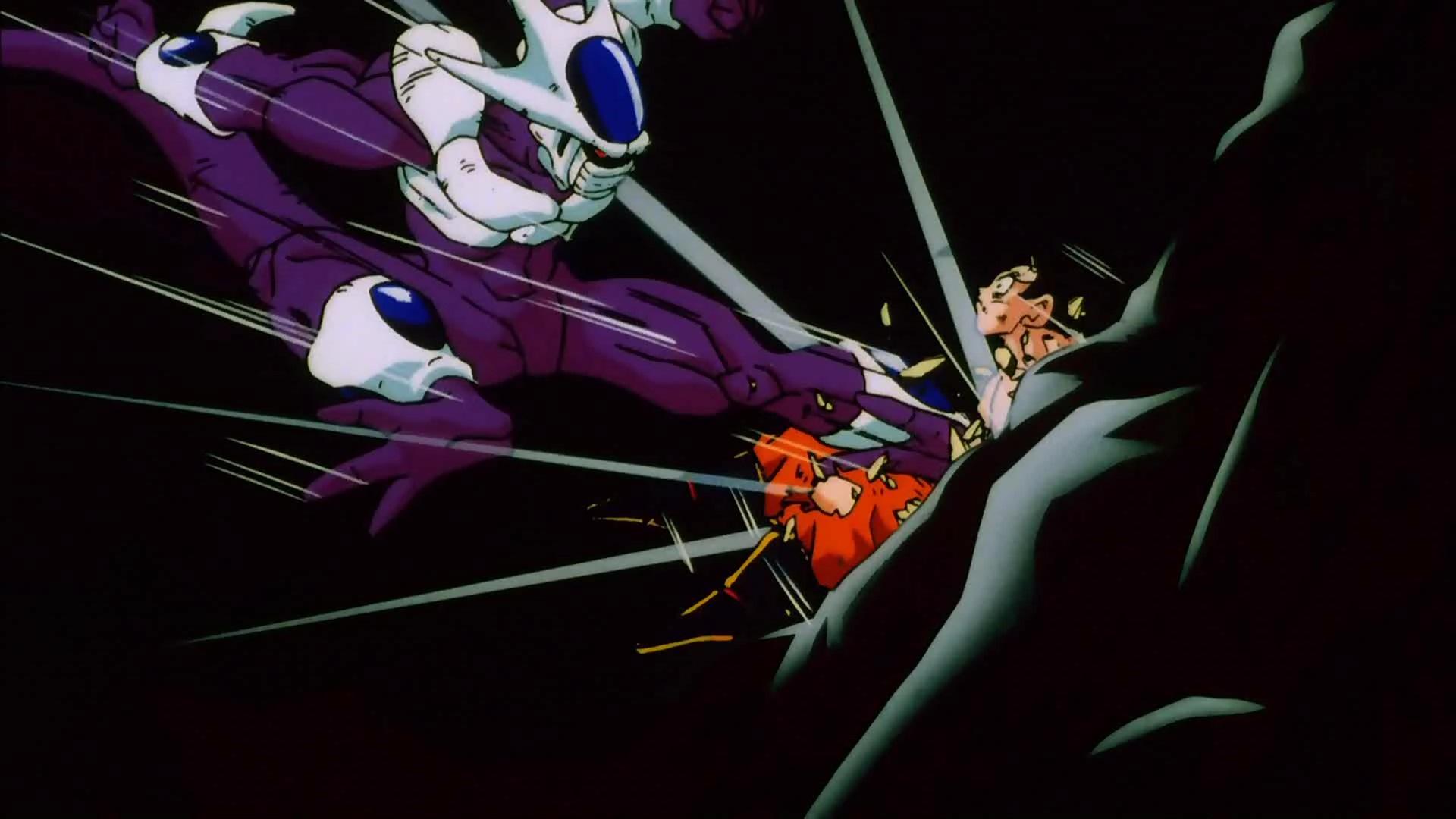 Cooler Mega Kicking Goku Coolers Revenge
