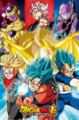Dragon Ball Super threes