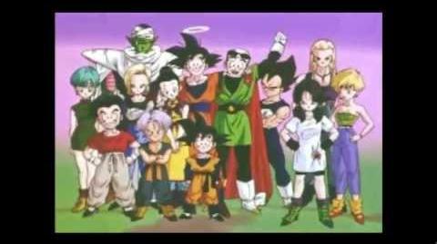 Dragon Ball Z- We Gotta Power - Japones