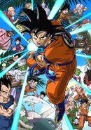 Goku y sus amigos regresan
