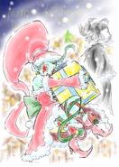 Putine como Mamá Noela