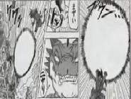 Shadow GT Goku Spirit Bomb