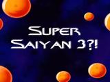 Super Saiyan 3?!